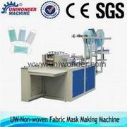 Automatic Non-woven Fabric Mask Making Machine