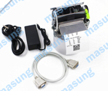 ms-530i 3inch panel mount thermal printer