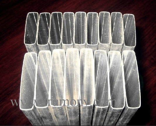 High Frequency Aluminum welded tube for radiators 7072/3003/4343
