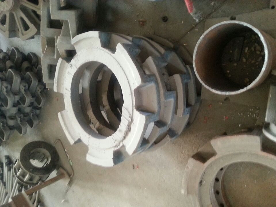 Crawler crane sprocket KOBELCO