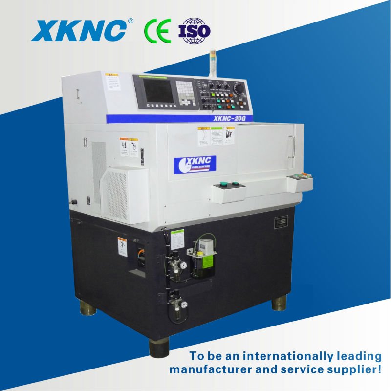 small high precision CNC machine XKNC-20G