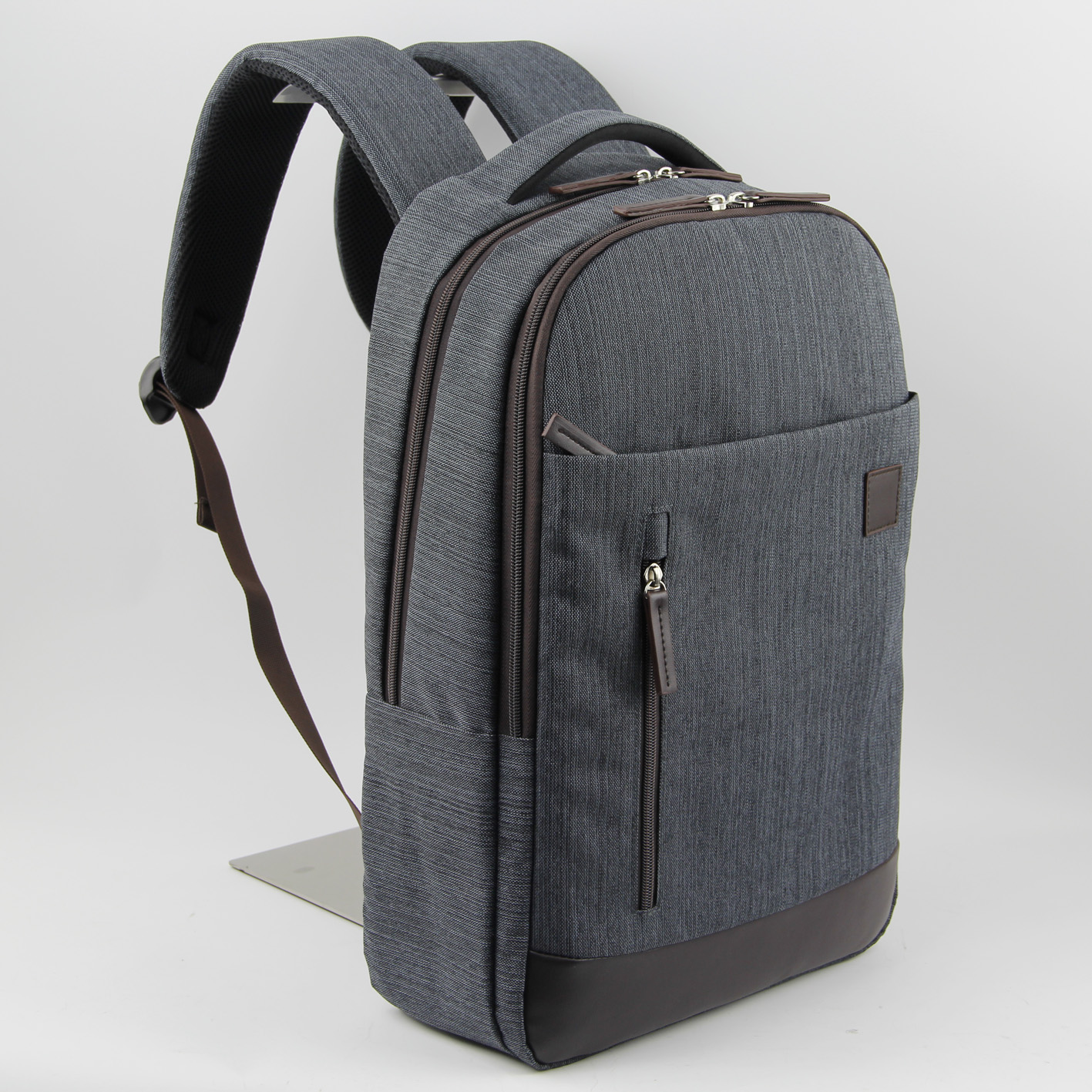 Nylon leisure travel backpack
