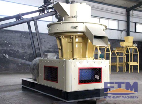 Wood Shavings Pellet Mill/Small Wood Particle Pellet Mill/Fote Wood Particle Pellet Mill