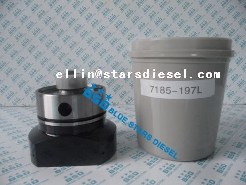 Blue Stars DPA Rotor Head 7180-819U,