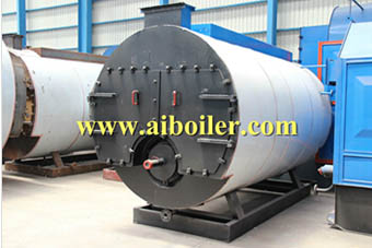 2015 New Competitive price oil or gas fired Environment friendly hydrogen boiler for heating