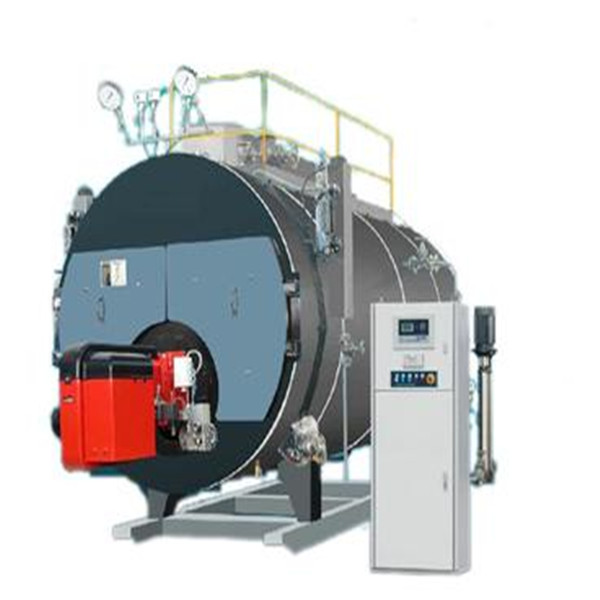 WNS oil gas steam boiler machine