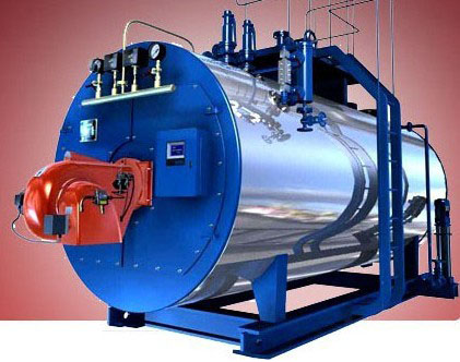 Latest horizontal gas steam boiler machine