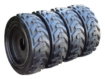 Hitachi Loader Tires