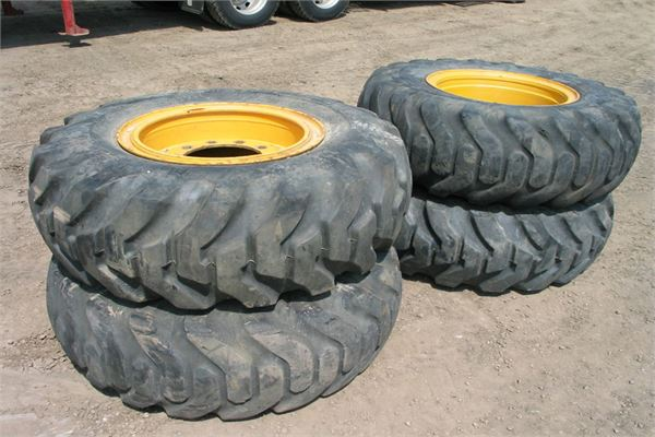 Kobleko Loader Tires
