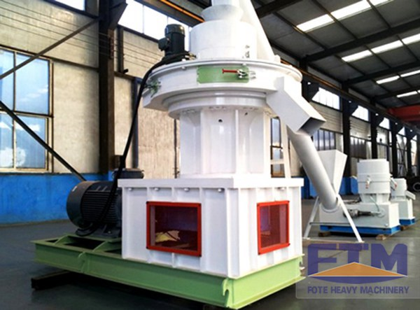 Straw Pellet Mill Machine/Straw Pellet Mill/Crop Stalks Pellet Machine