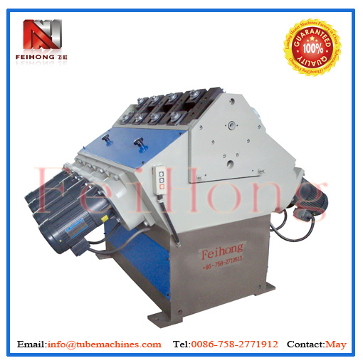 rolling mill machine for heating elements