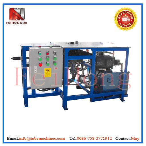 U shape heater tubular bending machine