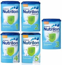 Nutrilon Baby Milk Powder From Holland Standard 1,2,3,4,5 Wholesale