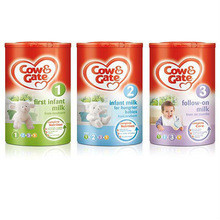 Cow & Gate Baby Milk Powder / Infant Formula Wholesale