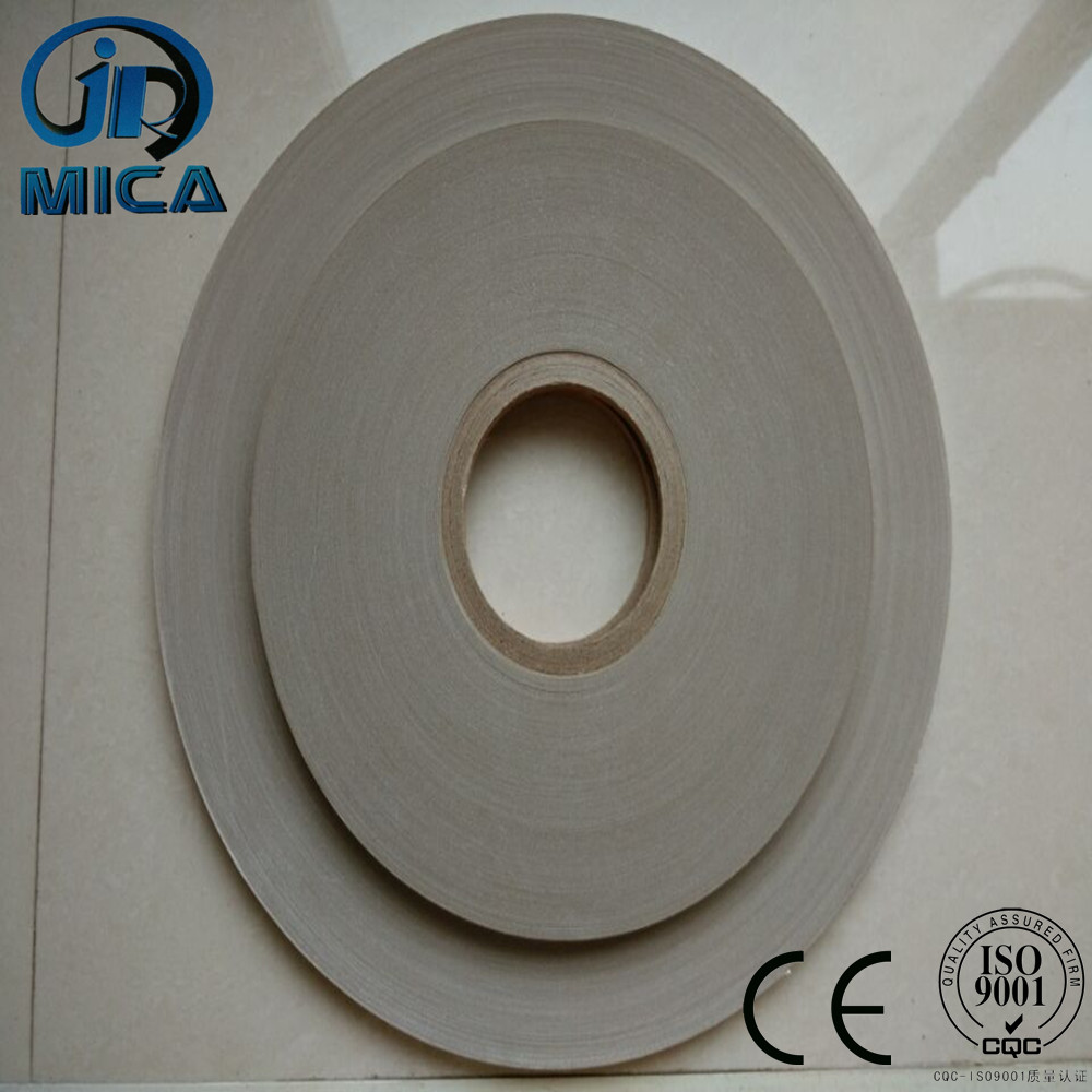 Mica Fire Resistant Mica Tape For Fire Resistant Cable And Wire Phlogopite  Muscowite Synthetic Glass Fiber High Temperature