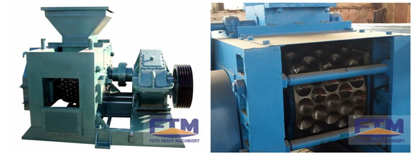 Quicklime Briquette Machine/the Quality of Briquette Machine