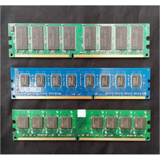 Offer to Sale Desktop DDR PC Memory Modules