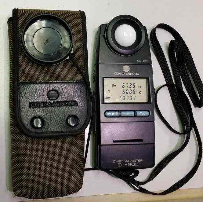 Offer to Sale Konica Minolta CL-200 Chroma Meter