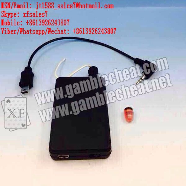 XF new one to one Bluetooth earpiece which can use for poker analyzer and mobile phone and other poker cheat products/ omaha cheat / cheat in poker / cheat poker / cheat poker cards / cheat in casino
