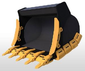 Heel Shrouds for TEREX Excavators