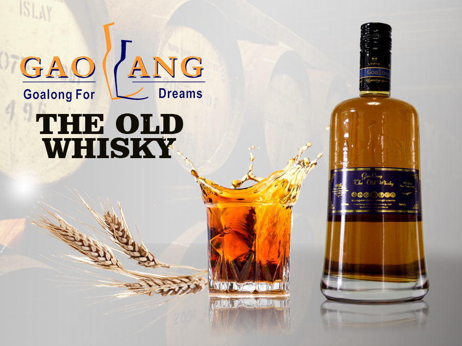 THE OLD WHISKY