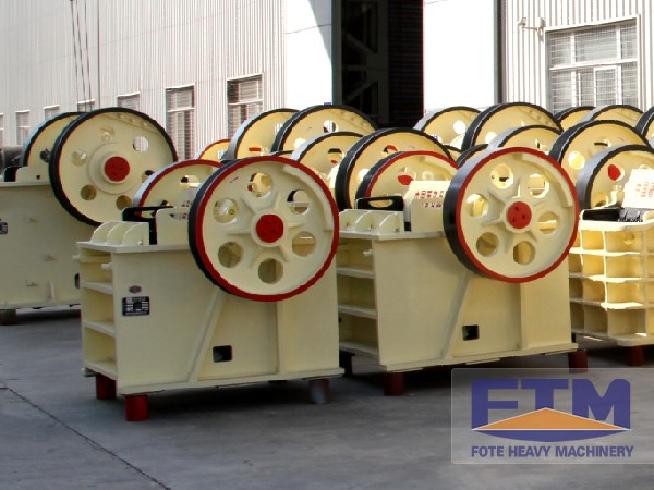 High Capacity Barite Jaw Crusher Price/250mm X 500mm Jaw Crusher