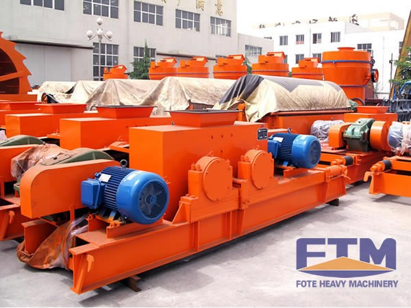 Double Roll Crusher Pg200*100/Mine Double Roll Coal Crusher Machine