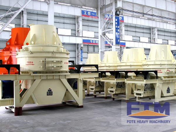 Artificial Sand Making Machine Cost/Construction Sand Making Machine