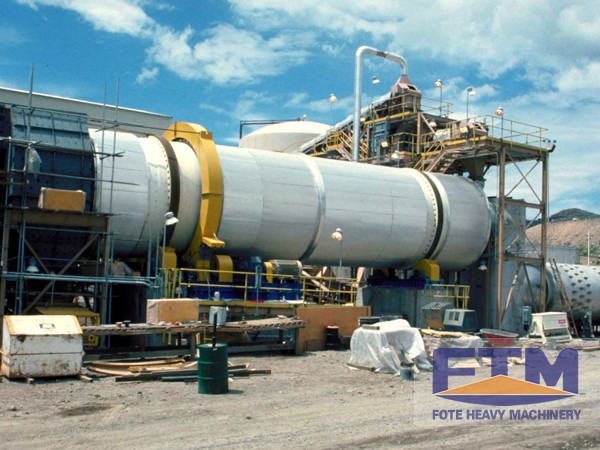Complete Sets Of Cement Rotary Kiln/Clinker Rotary Kiln