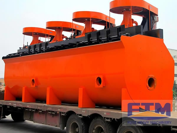 High Quality Flotation Machine/Gold Ore Flotation Machine