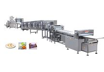 Chocolate Production Line F-QK6000