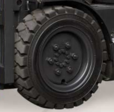 Tailift Forklift Tires