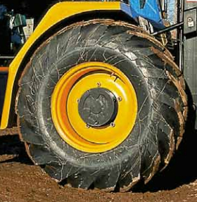 Weise Forklift Tires