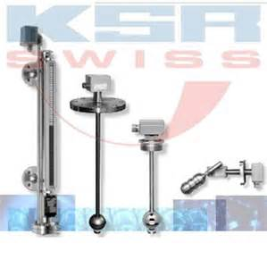 KSR level guages