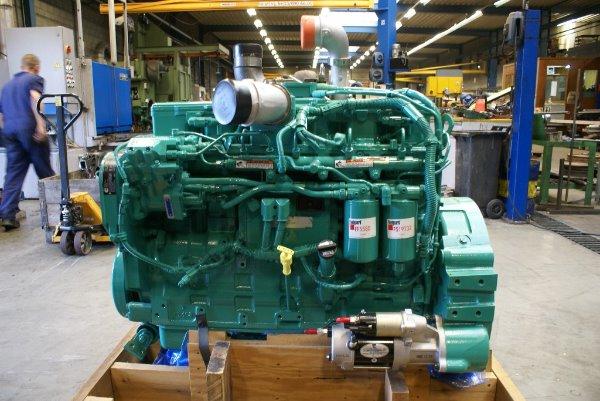 Cummins Qsl9 Engine Assembly Auto Engine Auto Parts