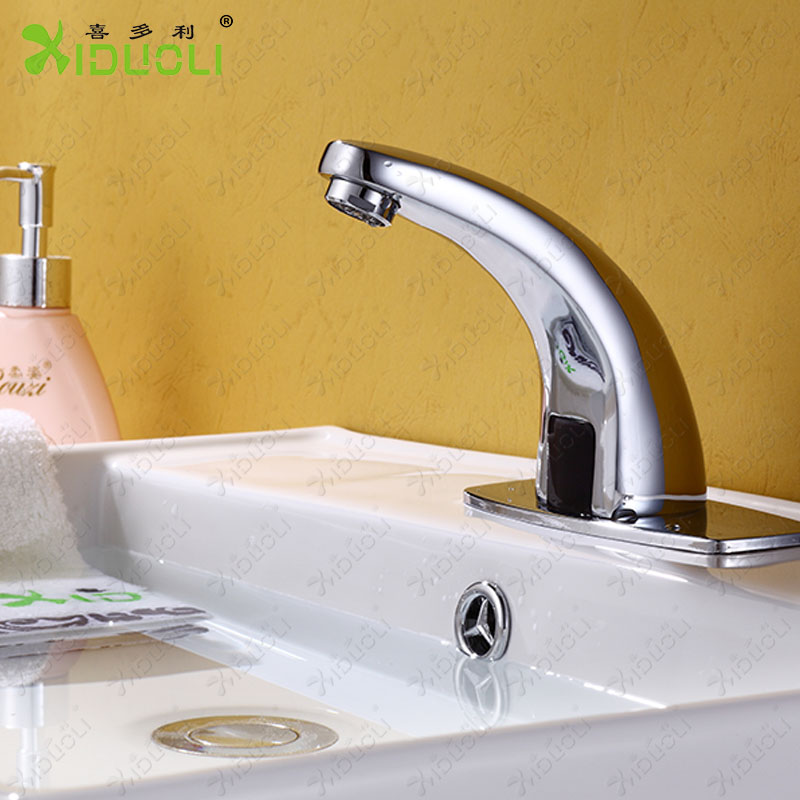 all-in-one faucet,touch free faucet,automatic sensor bibcock