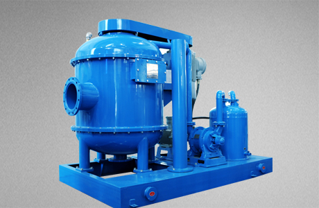 Drilling fluids mud cleaner