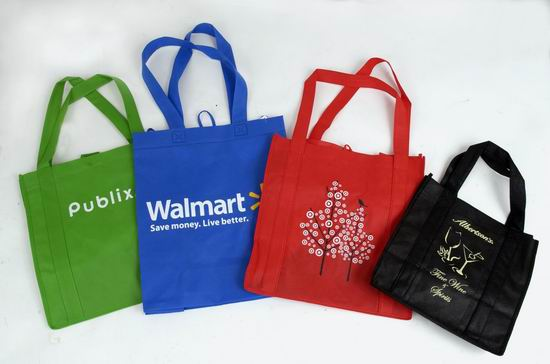 100% cotton shopping bag