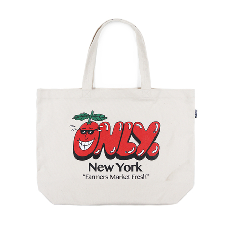 Grocery Bag & Canvas Tote Bag