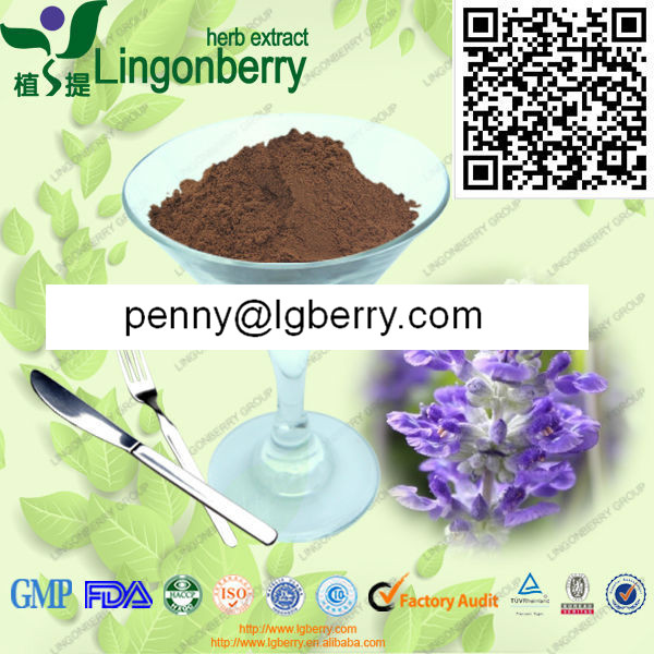 Natural tanshinone powder Salvia Miltiorrhiza Extract