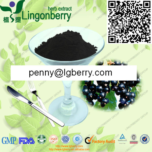 Wild Black Currant Extract / Black Currant Anthocyanin