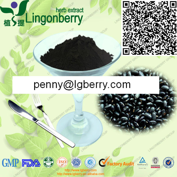 Black Soybean Hull Anthocyanin