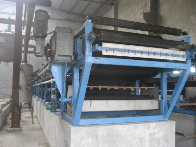 DU So Of Vacuum Belt Dewatering Machine Is Provided