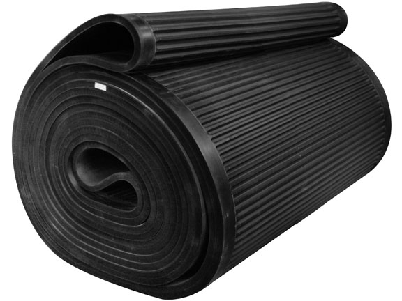 Vacuum Filter Rubber Belt