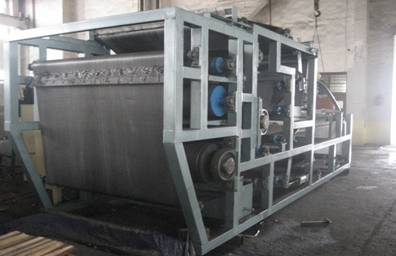 DGZ Fixed Vacuum Belt Type Filter Press
