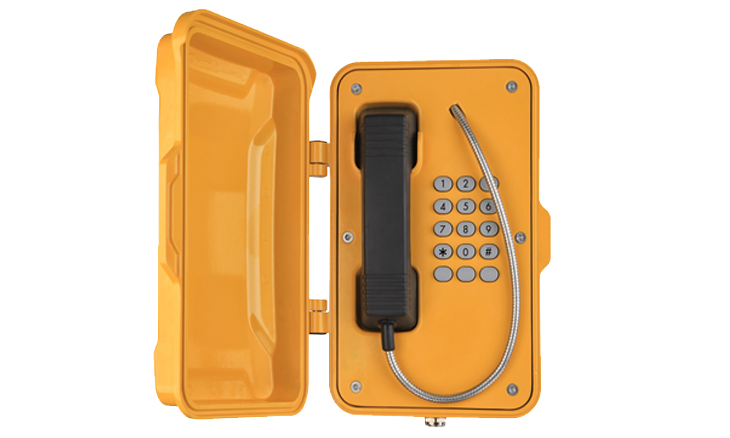 Weatherproof Telephone JR101-FK