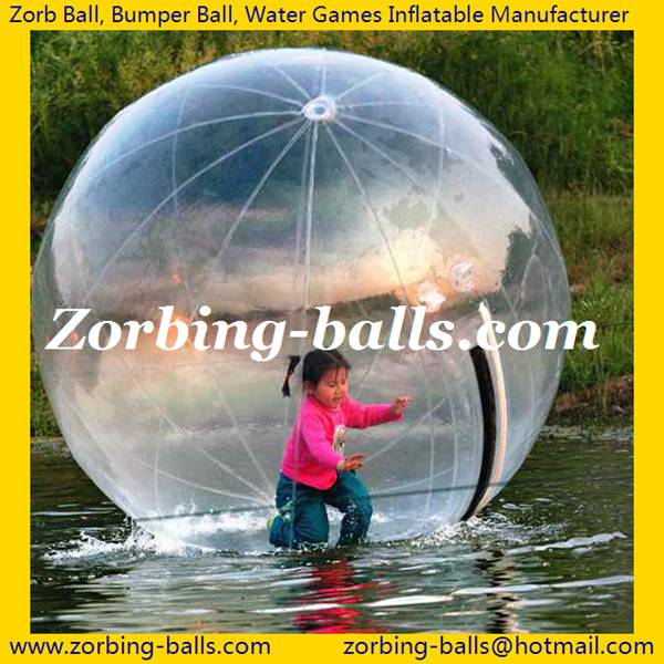Water Ball, Water Zorb, Walk on Water Ball