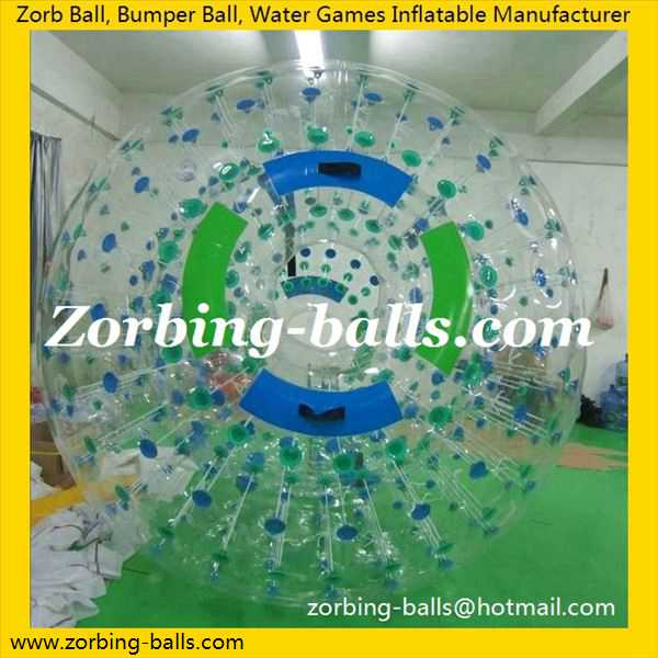 Water Roller, Inflatable Water Roller Ball, Zorb Roller