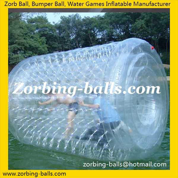 Inflatable Roller, Water Roller Ball, Inflatable Wheel, Bubble Rolling