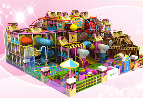 New Theme Park (indoor Play)